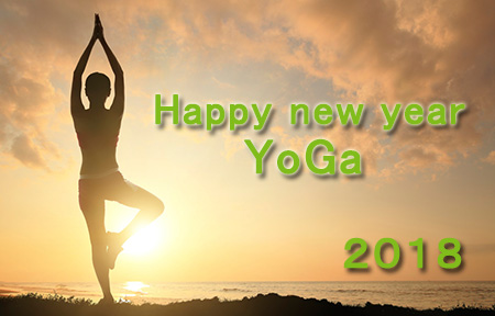 Happy new year YoGa 本文